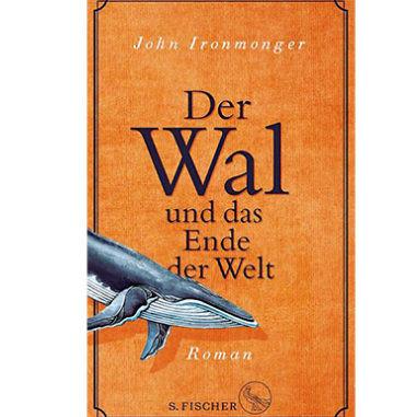 Empfehlung der Elatus Buchhandlung (Laboe)<br><br>John Ironmonger: Der Wal und das Ende der Welt - 12,00 €