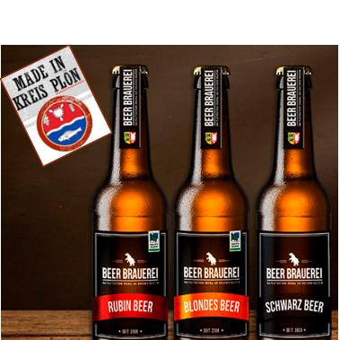 """""""Plön hilft Plön"""" zu Besuch bei Kreis Plöns einziger Bierbrauerei"""
