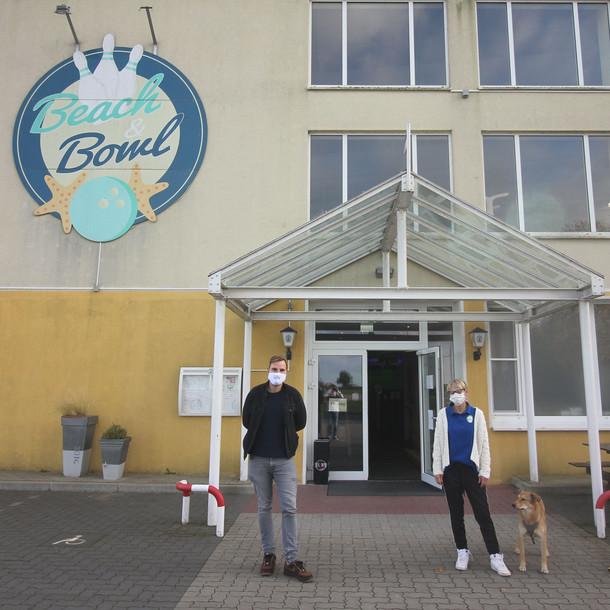 """Das """"Beach & Bowl"""" in Höhndorf bietet<br>mit einer """"Außer Haus""""-Karte weiterhin ausgewählte Speisen an"""