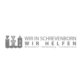 WIR IN SCHREVENBORN- WIR HELFEN<br>Heikendorf-Mönkeberg-Schönkirchen