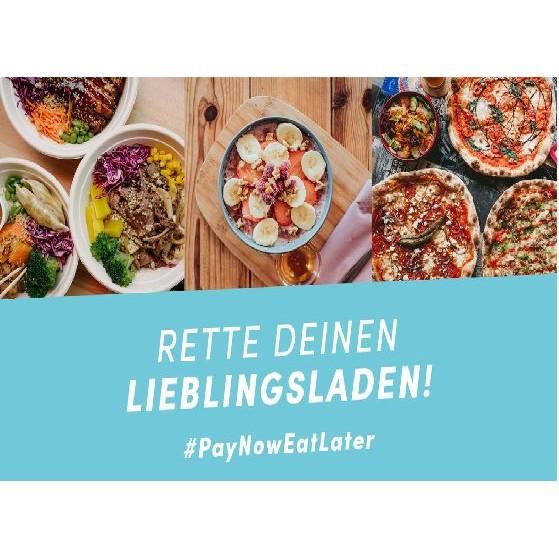 #PayNowEatLater