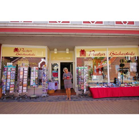 """""""Online kaufen - geht auch regional"""" bei der Preetzer Bücherstube"""
